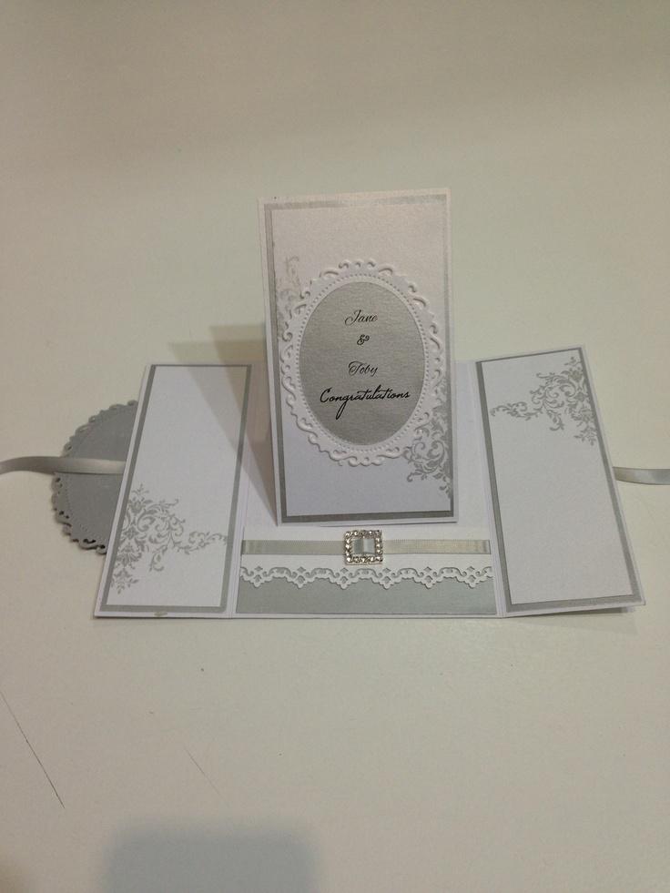 Wedding card order #64