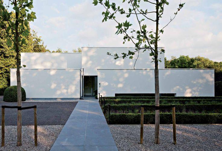 Stereotomic House | Schellen Architecten