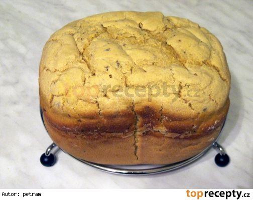Karo chléb bez lepku, mléka a vajec
