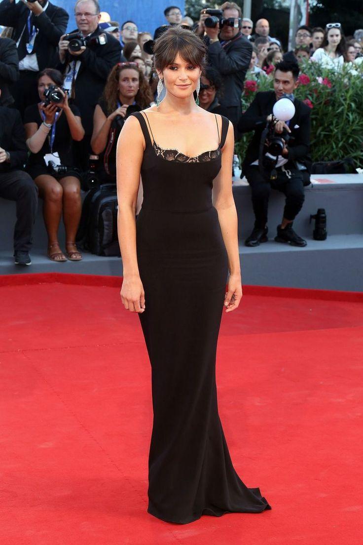 Gemma Arterton in Stella McCartney | Venice Film Festival 2016: Red Carpet Dresses & Celebrity Photos | British Vogue