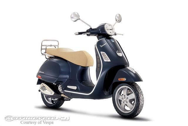 2010 Vespa GTS 250. Would love to get my hands on a Vespa scooter for a shoot this weekend.
