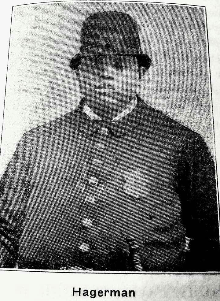Harry Hagerman Cincinnati First African American Police Officer 1884 Cincinnati Ohio Cincinnati Historical Figures