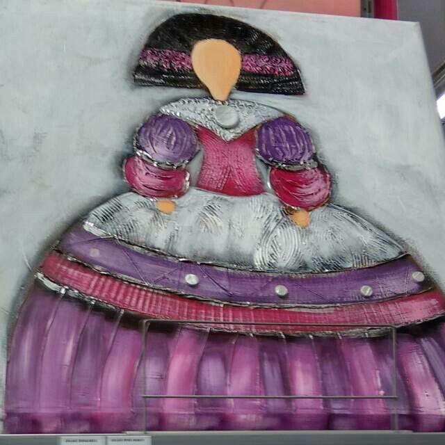 Cuadro menina meninas pinterest cuadro pinturas y - Cuadro meninas moderno ...