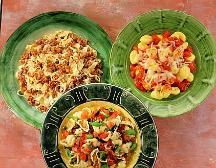 Итальянские соусы для салата