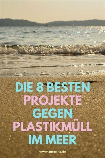 Immer mehr Ideen und Projekte gegen Plastikmüll entstehen. Erfahre jetzt, welch…
