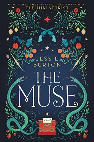 693 best ebook covers images on pinterest book to read book the muse jessie burtons first novel since her record breaking 2014 debut the miniaturist is published later this week ahead of its publication on the fandeluxe Image collections