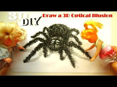How to Draw in 3D Optical Illusion Beetle on Paper Drawing by Funny Toyo Surprise 💕 ◕‿◕ 💕 Don't forget to like, share and subscribe for more videos every day...