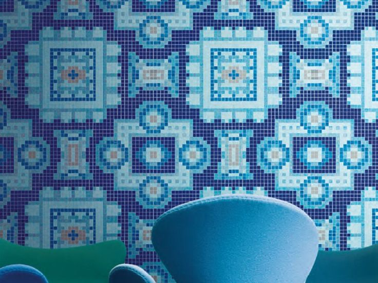 SILK Коллекция Glass Tiles by BISAZZA Mosaico | дизайн Carlo Dal Bianco