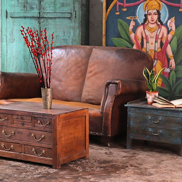 Colourful Vintage Furniture is our thing. Add a pop of bold colour to your space. #vintagefurniture #vintagestyle #vintagestylist #interiors #interiorstyling #interiorstyle .  .  .  .  .  #decor #homedecor #furniture #homeinterior #homes #furniturestyle #vintageshop #salvage #anthrostyle #bohostyle #colour #decorate #popofcolor