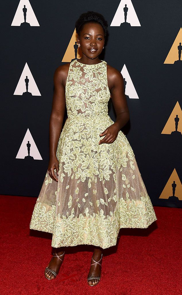 Lupita Nyong'o from Governors Awards 2016 Red Carpet Arrivals  The Oscar winner never seems to disappoint on the red carpet.