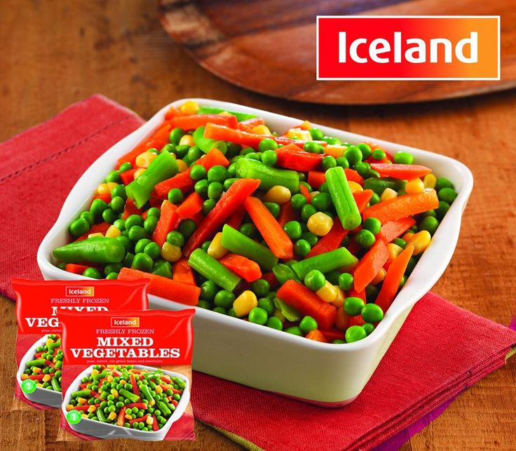 This healthy, flavorful vegetable comes together so quickly, and it's guaranteed to be a hit with your entire family! Iceland Mixed Vegetable Twin Pack 900g AED 12.00. Exclusive at Geant IBN Batuta Mall, Carrefour, Abu Dhabi Coop, Al Ain Coop, Al Maya, West Zone & Safeer Supermarket. Promotion offer Until September 30 only!