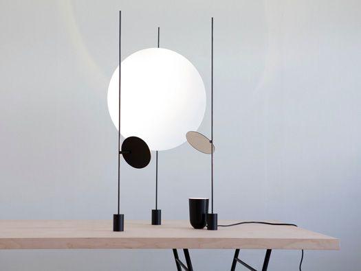 space furniture lighting. modren lighting daniel rybakkenu0027s ricochet light explores the  intended space furniture lighting l