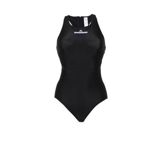Maillot De Bain Zippé Noir - Adidas By Stella Mccartney Official Online Store - PÉ 2017