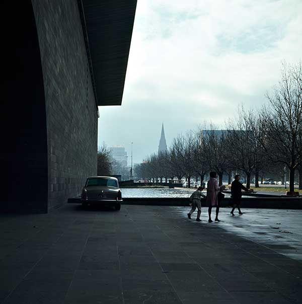NGV early 1970s by Angus O'Callaghan