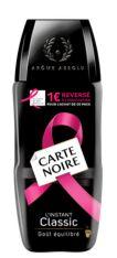 CARTE NOIRE PARTENAIRE OFFICIEL DE L'ASSOCIATION « LE CANCER DU SEIN, PARLONS-EN ! » https://www.lamodecnous.com/2015/09/23/carte-noire-soluble-sengage-aunomdesseins/
