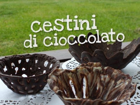 Bon bon di cioccolato con riso soffiato - YouTube