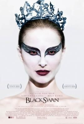 Black Swan Movie Poster Puzzle Fun-Size 120 pcs