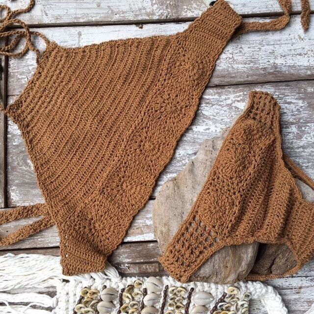 "249 Me gusta, 1 comentarios - Bikini Crochet (@swimwear.ow) en Instagram: ""รับถักตามแบบ สนใจตัวไหนส่งแบบมาคุยกันได้นะคะ (ตามคิวจ้า)ถักเองทุกชิ้นจ้า ไซส์เล็ก ใหญ่ได้หมดค่ะ …"""