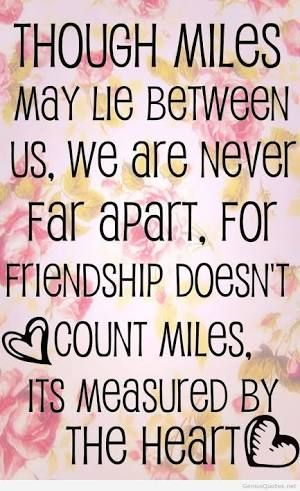 Image result for best friend quotes distance