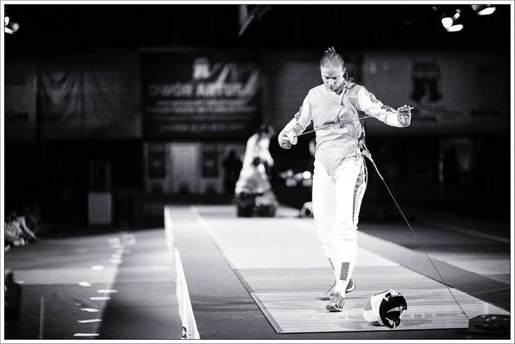 "Astrid Guyart : ""ROAD TO JO"" #Coaching #Coach #Escrime #JO #JeuxOlympiques #IncroyablesRencontresDeJO #YourSportYourGoal #Sport"