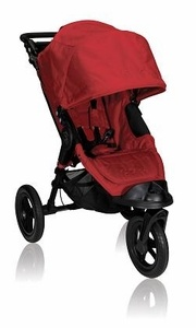 Baby Jogger City Elite 2012 Red. http://www.pishposhbaby.com/baby-jogger-city-elite-2012.html
