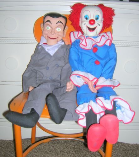 ... Bozo the clown and...