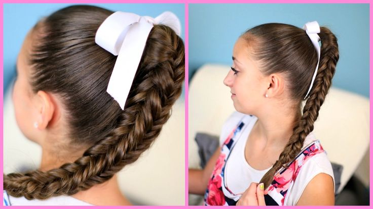 homecoming hair styles 17 best ideas about side fishtail braids on 1035