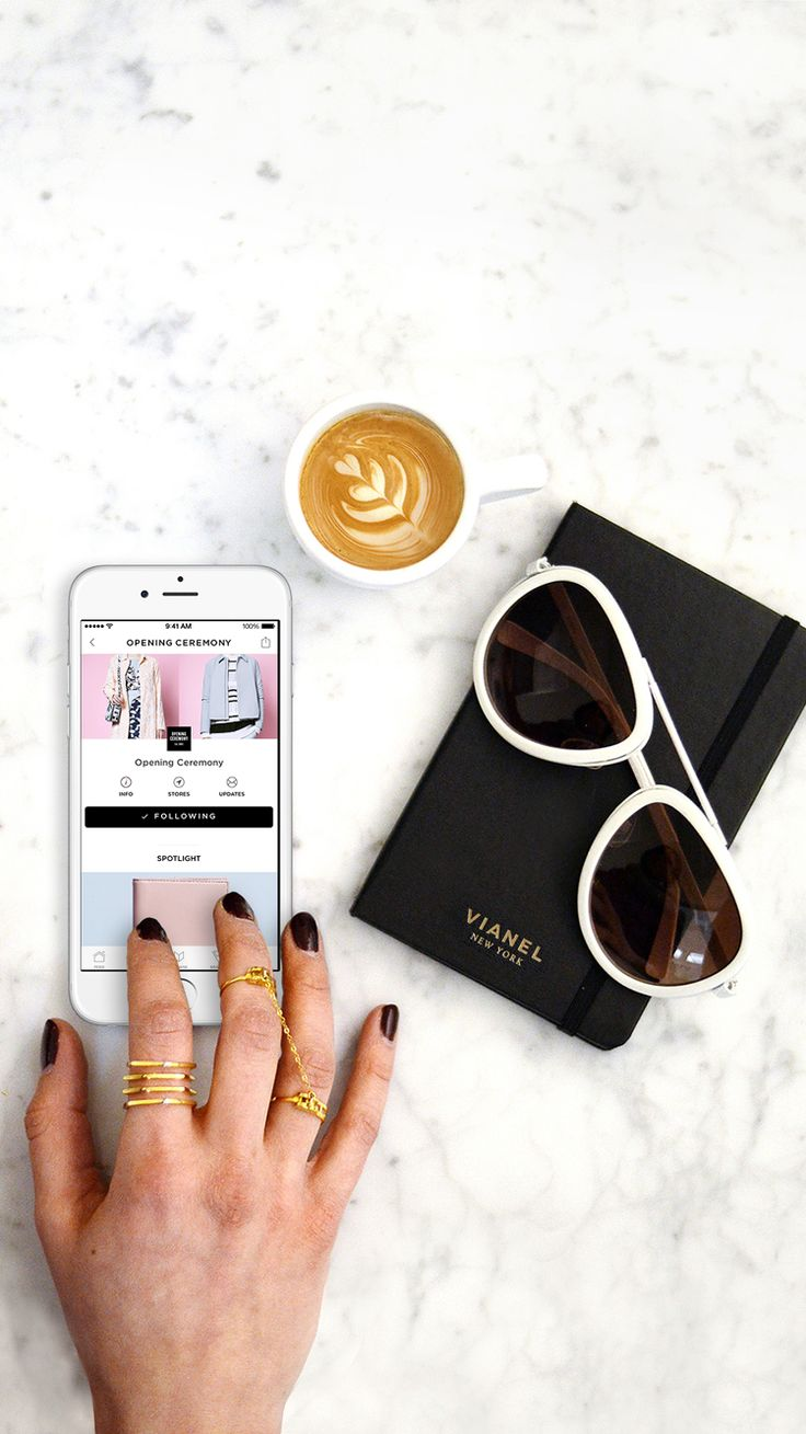 We love the Spring app because it feels like a shoppable Instagram. Follow brands like Marc Jacobs, Estée Lauder, and Smashbox to personalize your shopping experience. Even more amazing is that you can find emerging designers to really make your wardrobe unique.