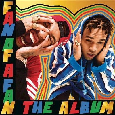 Chris Brown x Tyga - Fan of a Fan: The Album (Deluxe Edition) [Explicit Lyrics] (CD)
