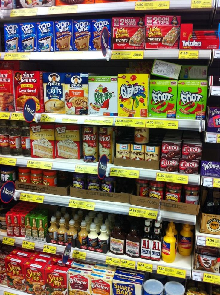 Tesco American range Grocery store, Food, Tasty
