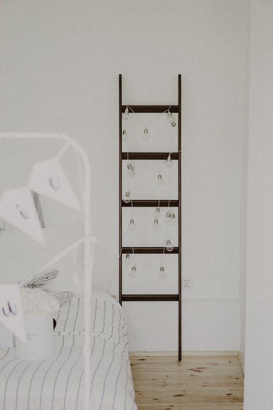 Drabinka dekoracyjne - Smukła Bronka