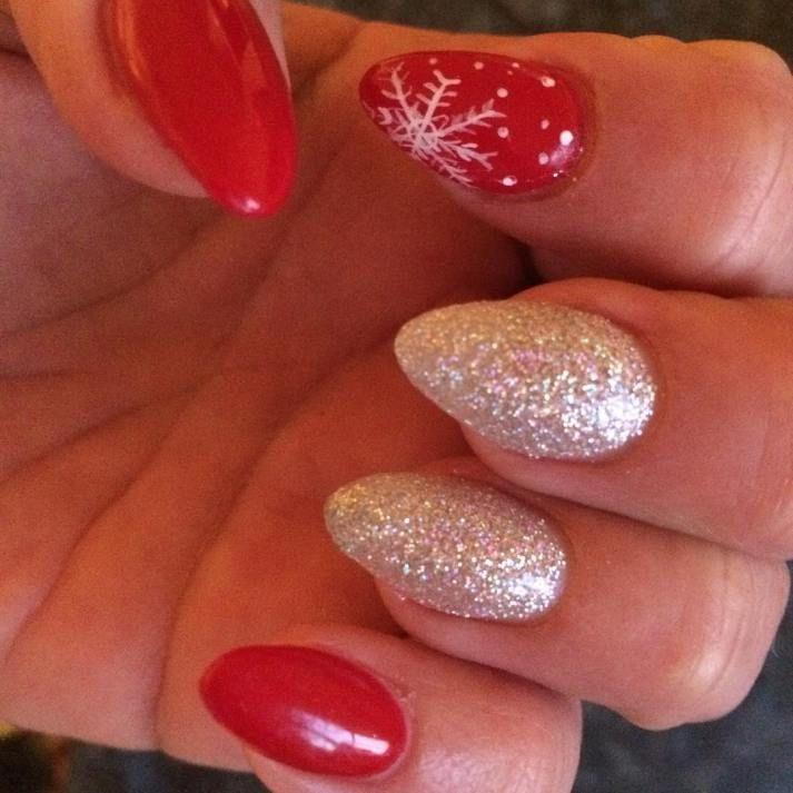 50 Christmas Nails Ideas