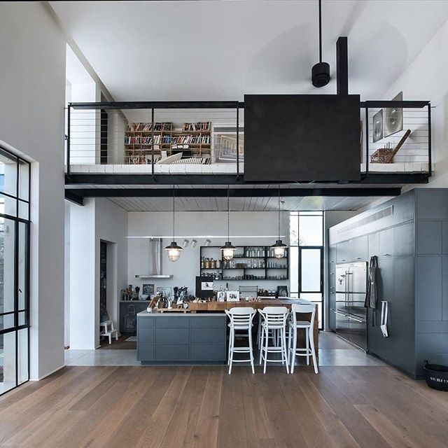 Luxury Industrial Kitchen: 17 Best Images About Luxury Apartments On Pinterest