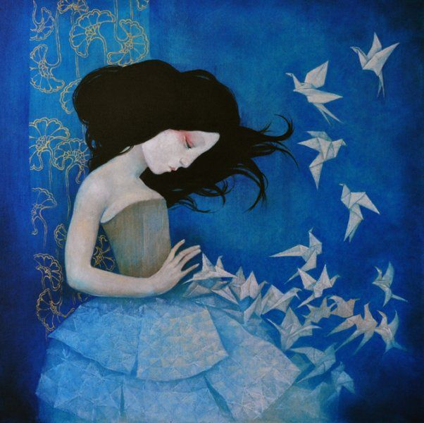 """""""Birds"""" ~ Lucy Campbell"""