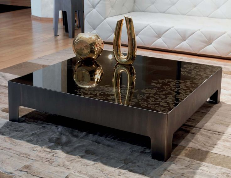 Gorky Coffee Table, Glamour Living Room Design At Cassoni.com Part 90