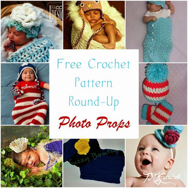 Mejores 190 imágenes de photo props crochet en Pinterest | Disfraces ...