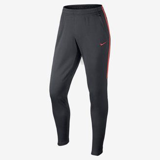 Nike Academy Knit Women's Soccer Pants - Shop for women's Pants - Anthracite/Green Glow/Green Glow Pants