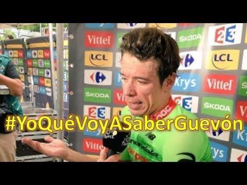 """Rigoberto Urán  """"Yo qué voy a saber Huevón"""" - Audio Original - #YoQuéVoyASaberGuevón - VER VÍDEO -> http://quehubocolombia.com/rigoberto-uran-yo-que-voy-a-saber-huevon-audio-original-yoquevoyasaberguevon    SUSCRÍBETE AL CANAL PARA MAS CONTENIDO (INFORMACIÓN) ⬇⬇ Instagram: (Facebook): Twitter: Grupo en Facebook:  """"Yo que voy a saber güe…"""", la respuesta de Rigo Urán a un periodista de Caracol El dos veces subcampeón del Giro respondió así después de q"""