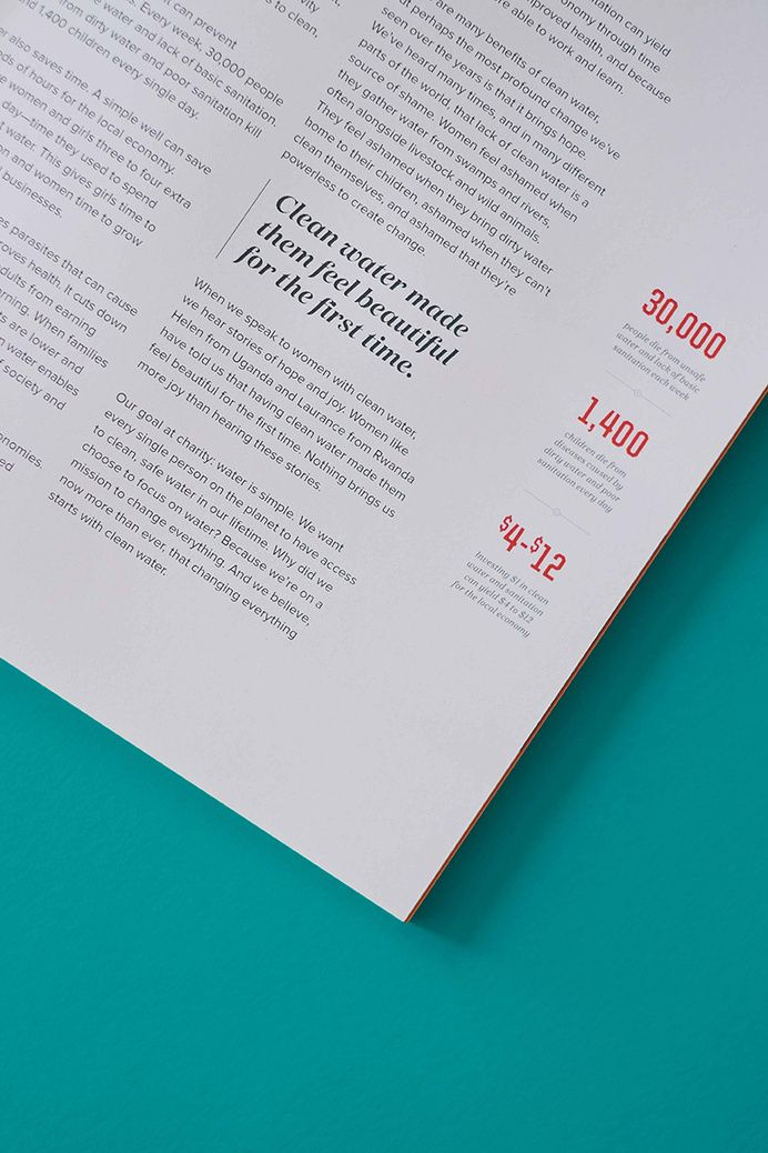 12 best viewbook ideas images on pinterest college brochure the well book print layout fandeluxe Image collections