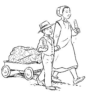 coloring pages to print from suzanne woods fisher lily lapp - Amish Children Coloring Book Pages