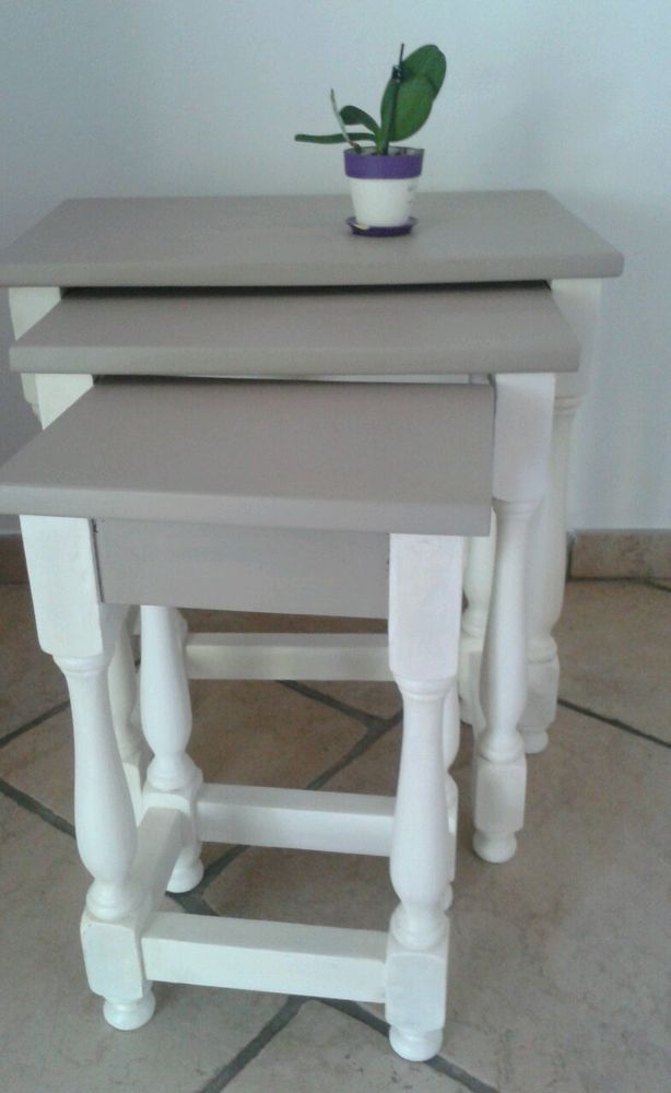 Les 25 meilleures id es de la cat gorie tables gigognes sur pinterest - Ikea tables gigognes ...