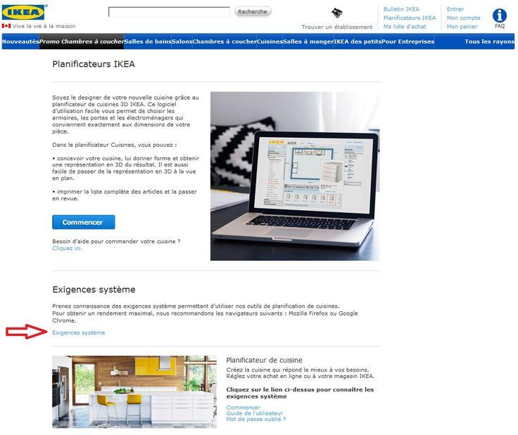 Les 25 meilleures id es de la cat gorie cuisine ikea 3d for Planificateur cuisine 3d