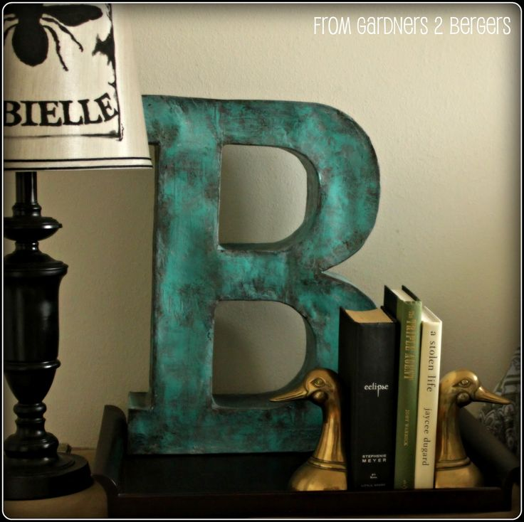 25 best ideas about paper mache letters on pinterest for 24 cardboard letters