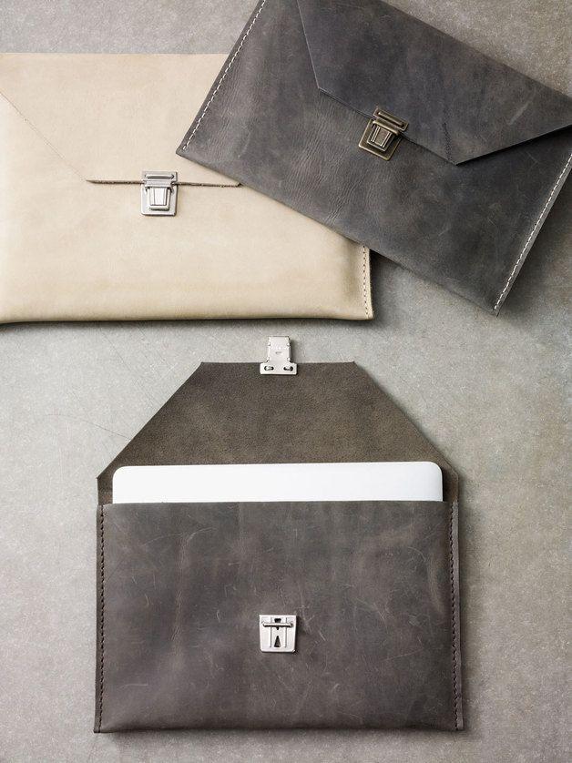 Notebooktaschen - +++DIY Set Laptoptasche Schelling+++ - ein Designerstück von sueco-dawanda bei DaWanda