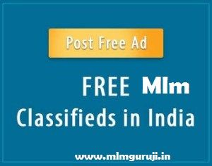 #MultiLevelMarketing (#MLM)Plans Which You Find Elsewhere - #MLMArticles Mlm Guruji In Post free ad in IN even .Convert Your Ad to Premium and banner ads in India . #mlmguruji is the best Free mlm Classified Website In India . See More  #mlmclassifiedsite #MLMAdvertisingsites #MLMAdPostingWebsite #MlmadpostingsiteinChandigarh #MakeMoneyOnline #PublishAdsandGetrecharge #PostfreeMLMClassifiedAds #BulkSMS #seoservicesinindia #Freeadpostingsite #MultiLevelMarketinginindia…