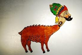 hacivad goat