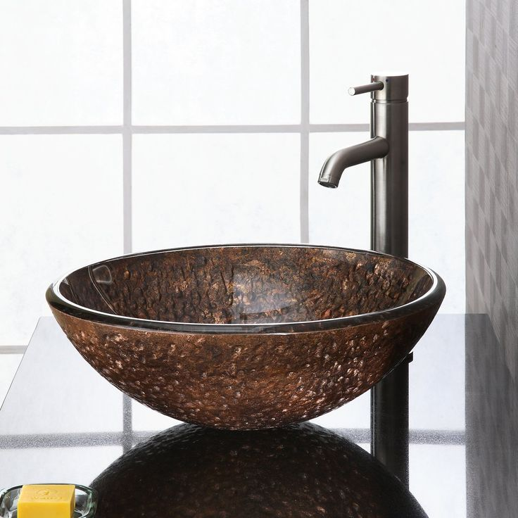 Shop Ryvyr Rve165scg Reflex Vessel Sink Copper At Lowe S Canada Find Our Selection Of Vessel