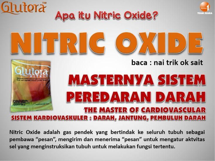 Manfaat NITRIC OXIDE bagi kesehatan tubuh : 1.Memenuhi kebutuhan serat didalam tubuh,karena mengandung 29 buah dan sayur 2.Menjaga kesehatan jantung 3.menjaga elastisitas pembuluh darah 4.Pembakaran lemak,mengandung L-carnitine 5.Kesehatan seksual,sebagai viagra alami