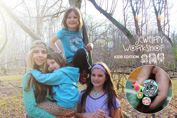 Jewelry Workshop – Kids edition! | VeruDesigns, LLC
