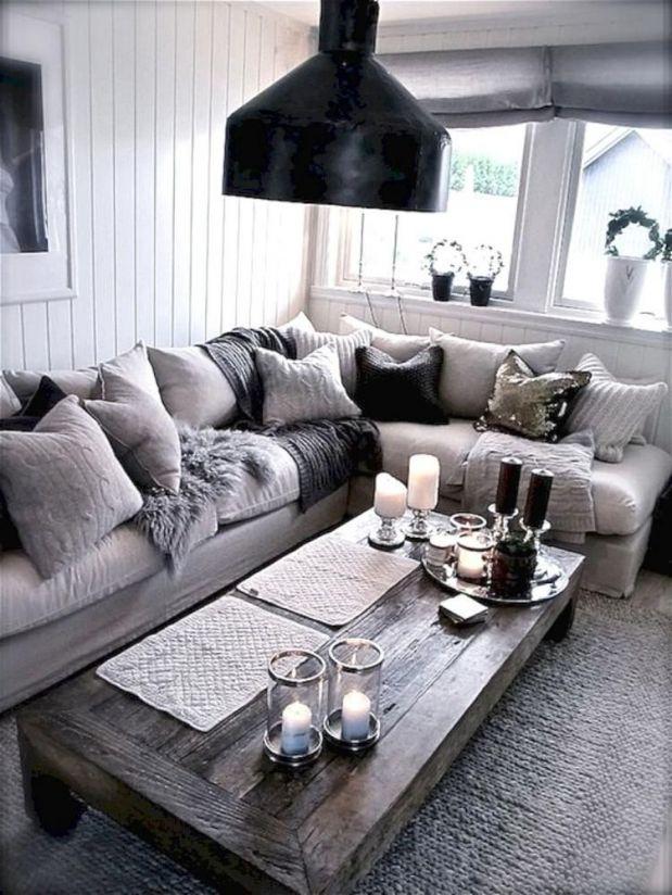 96 Amazing Rustic Apartment Living Room Design Ideas How To Create A Rusti Living Room Decor Apartment Best Living Room Design Small Apartment Living Room